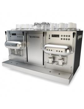 professional-nespresso-aguila-420-3d