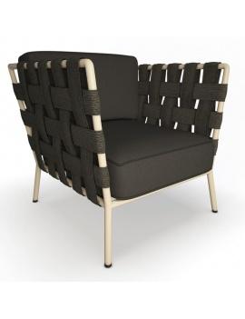 fauteuil-tresse-conic-3d