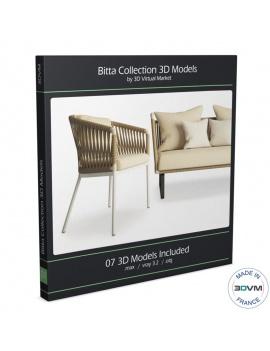 mobilier-exterieur-bitta-kettal-3d-canape-chaises-fauteuil-tabouret