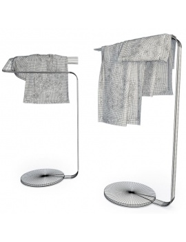 bathroom-furniture-and-accessories-3d-concept-towel-holder-wireframe