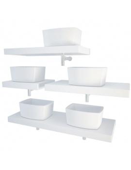 collection-mobilier-et-accessoires-salle-de-bain-3d-vasques-2-concept