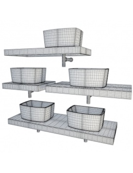 bathroom-furniture-and-accessories-3d-concept-washbasin-2-wireframe