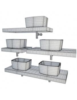 collection-mobilier-et-accessoires-salle-de-bain-3d-vasques-2-concept-filaire