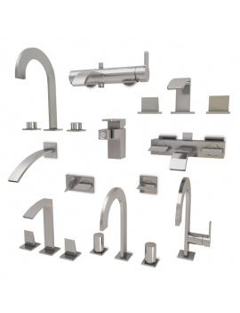 collection-mobilier-et-accessoires-salle-de-bain-3d-mitigeurs-imagine-giro