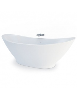 collection-mobilier-et-accessoires-salle-de-bain-3d-baignoire-centrale