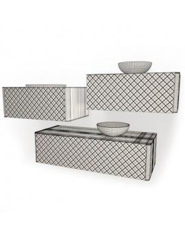 collection-mobilier-et-accessoires-salle-de-bain-3d-vasque-lounge-filaire