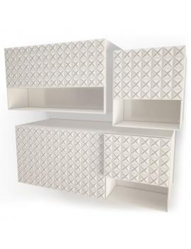 collection-mobilier-et-accessoires-salle-de-bain-3d-vasque-ain