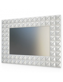 bathroom-furniture-and-accessories-3d-ain-mirror