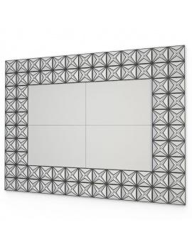 collection-mobilier-et-accessoires-salle-de-bain-3d-miroir-ain-filaire