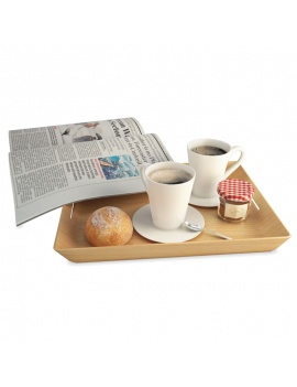 salty-and-sweet-food-collection-3d-models-chocolate-newspaper-coffee