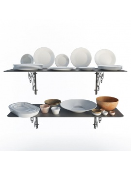 tableware-collection-3d-crockery-365-shelves