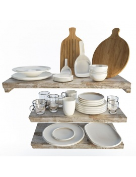 tableware-collection-3d-crockery-artesano