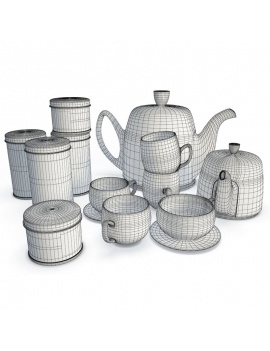 tableware-collection-3d-crockery-salam-teapot-wireframe