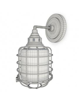 applique-industrielle-connell-3d-filaire
