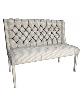 upholstered-lara-bench-3d-wireframe