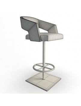 collection-de-chaises-et-de-tabourets-de-bar-3d-jolly-tabouret-03-filaire