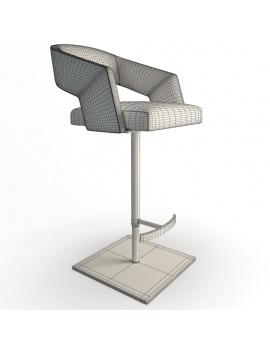 collection-de-chaises-et-de-tabourets-de-bar-3d-jolly-tabouret-03b-filaire