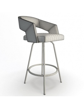 collection-de-chaises-et-de-tabourets-de-bar-3d-jolly-tabouret-04-filaire