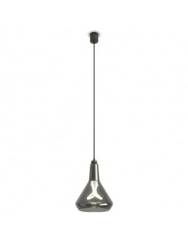 3-glass-pendant-lights-3d-black-plumen