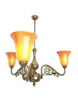 suspension-antique-en-laiton-3d