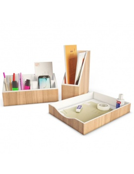 office-supplies-3d
