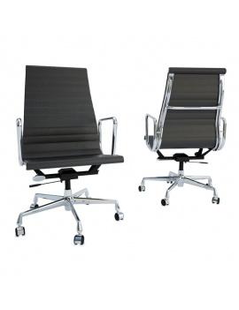 collection-happy-2019-modeles-3d-chaise-bureau-roulettes