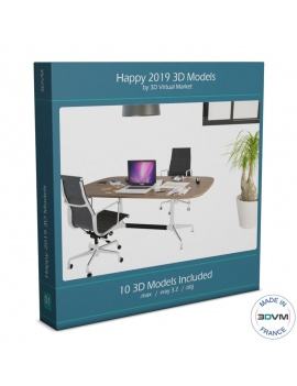 collection-happy-2019-modeles-gratuits-3d