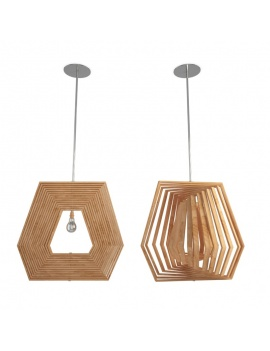 wooden-pendant-light-twist-3d-hexagonal