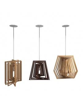 lampes-en-bois-twist-3d