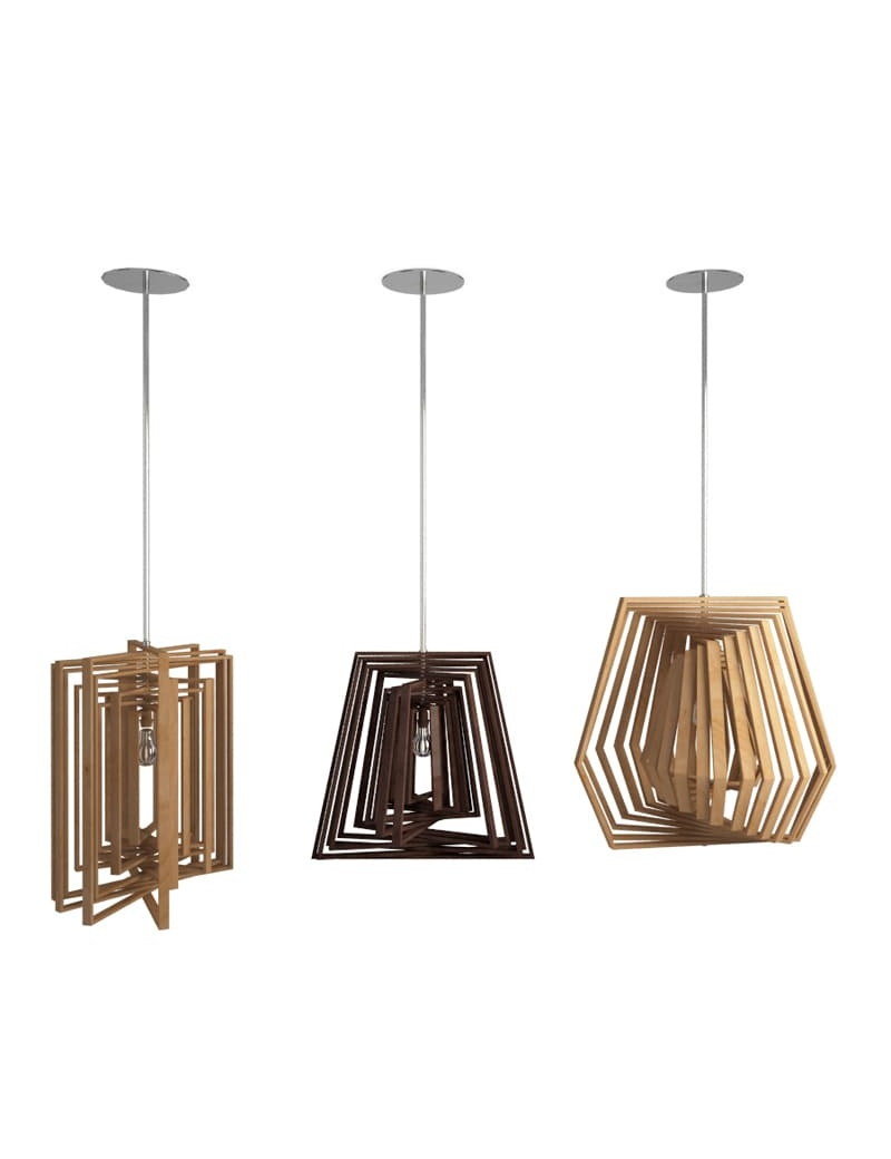 wooden-pendant-light-twist-3d