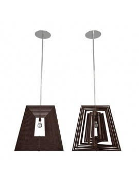wooden-pendant-light-twist-3d-trapeziode