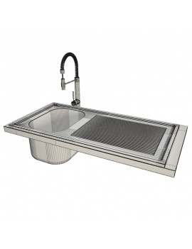professional-sink-and-mixer-3d-model-wireframe