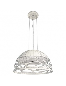 kelly-dome-pendant-lamp-italia-3d-wireframe