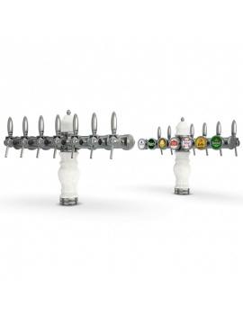 professional-kitchen-equipment-3d-beer-draught-delftoise