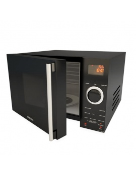 professional-kitchen-equipment-3d-microwave