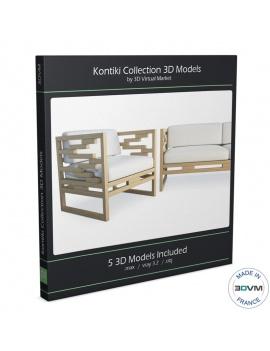 collection-mobilier-exterieur-kontiki-3d