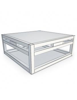 kontiti-exterior-furniture-3d-table-wireframe