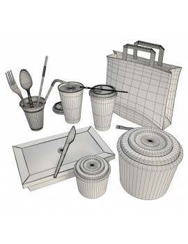 salads-and-packaging-3d-wireframe