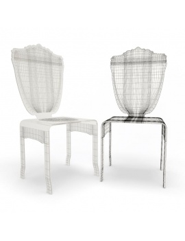 baroque-transparent-furniture-3d-chairs-wireframe