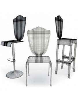 baroque-transparent-furniture-3d-wireframe