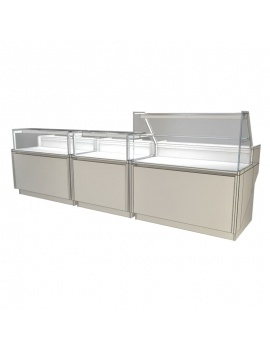 refrigerated-display-cases-and-food-products-3d-wireframe