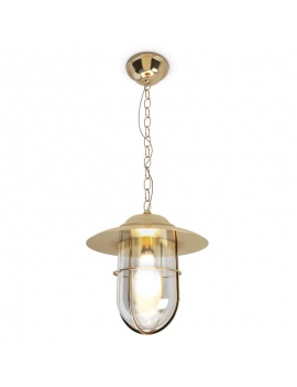 Pendant Lamp Bayonne - 3d Model