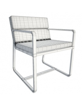 collection-outdoor-furniture-sit-3d-armchair-wireframe
