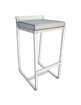 collection-outdoor-furniture-sit-3d-barstool-wireframe