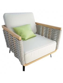 fauteuil-tresse-welcome-unopiu-3d