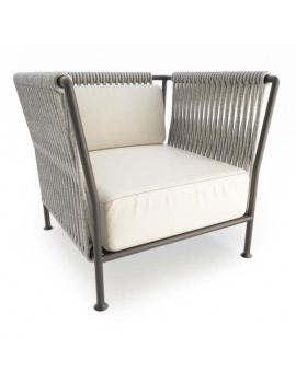 fauteuil-tresse-treble-3d