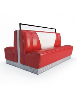 american-bench-3d