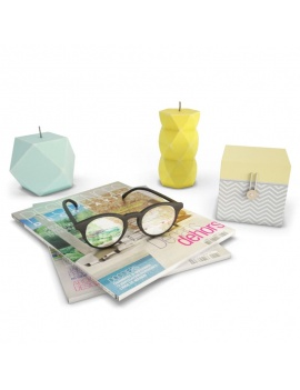 colored-decorative-objects-and-orchids-3d-glasses-candles-box