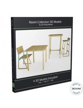 light-wood-furniture-noem-3d