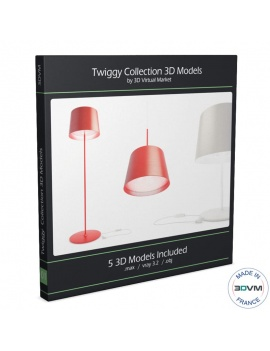 collection-lampes-twiggy-foscarini-3d
